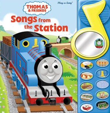 Songs From The Station Book Thomas The Tank Engine