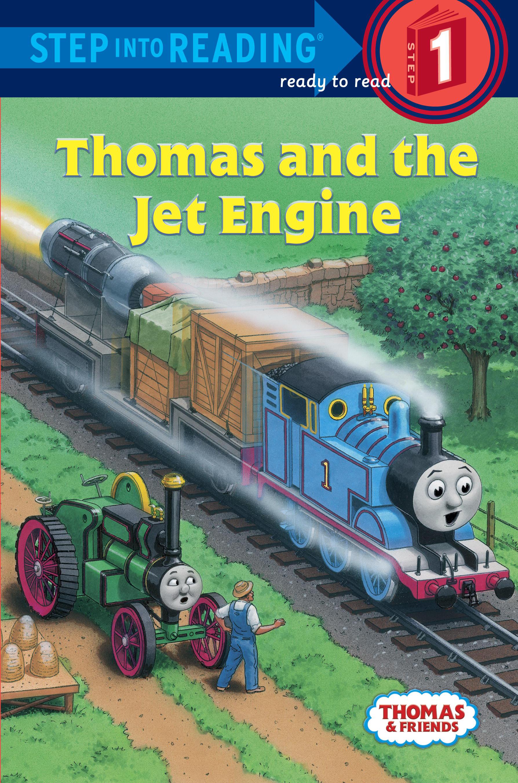 Thomas and the Jet Engine (book) | Thomas the Tank Engine Wikia | FANDOM powered by Wikia