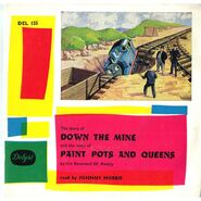 DowntheMineandPaintPotsandQueensrecord