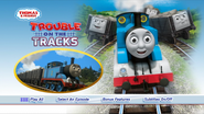 TroubleontheTracks(UKDVD)mainmenu