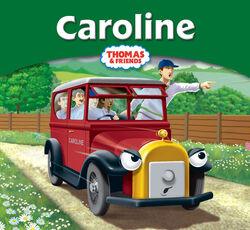 CarolineStoryLibrarybook