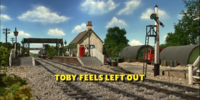Toby Feels Left Out