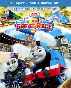 Image result for thomas the great race