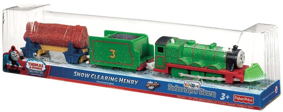 Snow Clearing Henry Thomas And Friends Trackmaster Wiki