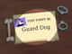 Guard Dog Title Card