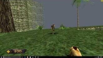 Turok Remastered Glitches Wrong Warp Death Reset glitch