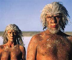 Homo erectus 1995 by joe damato - 5 2