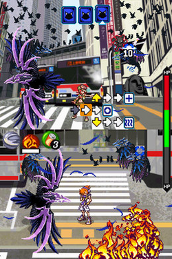 Gameplay screen