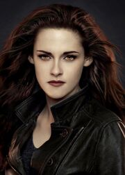 Bella Cullen of Forks