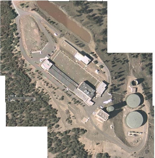 Boulder Water Treatment Plant