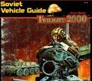 Soviet Vehicle Guide
