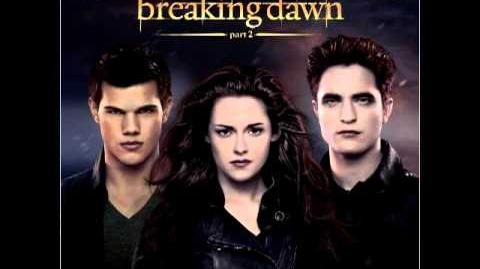 Twilight BREAKING DAWN part 2 SOUNDTRACK 04. Feist - Fire in the Water