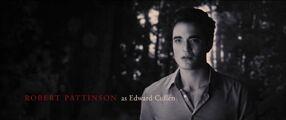 Robert Pattinson as Edward Cullen1