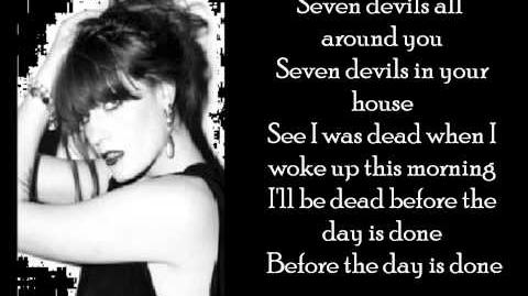 Florence The Machine-Seven Devils Lyrics