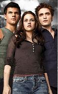 Edward, Bella and Jacob 3