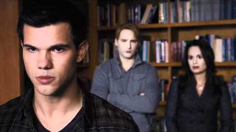 "THE TWILIGHT SAGA BREAKING DAWN PART 1 - TV Spot ""Jacob"""