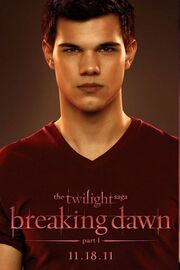 Jacob Black - Breaking Dawn