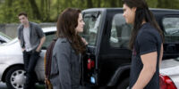 Gallery:Bella Swan, Edward Cullen and Jacob Black