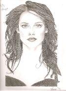 Kristen Stewart by AhdiasAndI