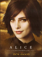 New moon alice