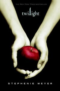 Book jacket of Twilight