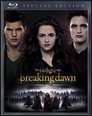 Breaking Dawn - Part 2 DVD