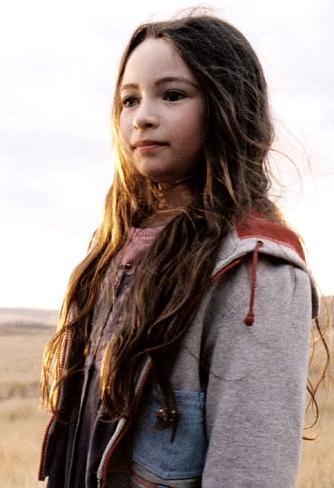 Jodelle Ferland child