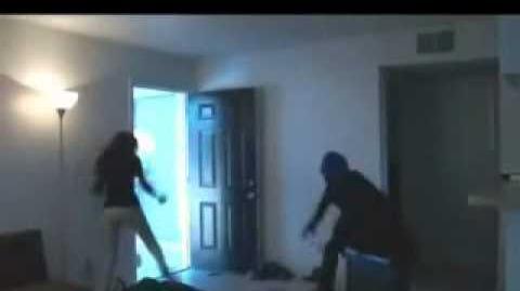 Fake robbing three college girls prank - Funny Video