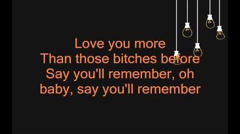 Lana del rey- blue jeans lyrics