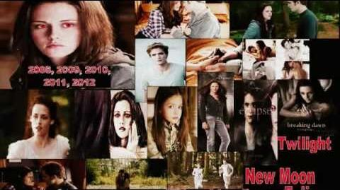 Twilight Evanescence Edward Cullen Breaking Dawn vampire