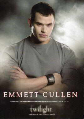 1 Emmett Trading Card