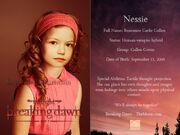 Informacje na temat Renesmee