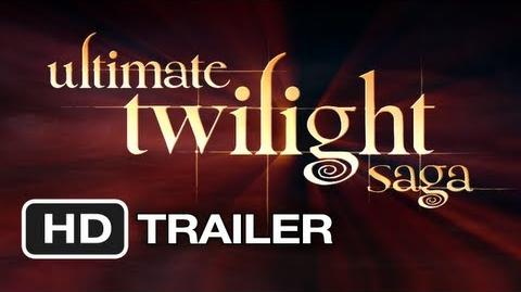Twilight Saga Ultimate Trailer (2012) - Robert Pattinson, Kristen Stewart Twilight Mashup Movie HD