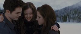 Edward-renesmee-bella
