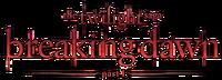 Breaking Dawn logo transparent