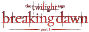 Breaking Dawn logo transparent