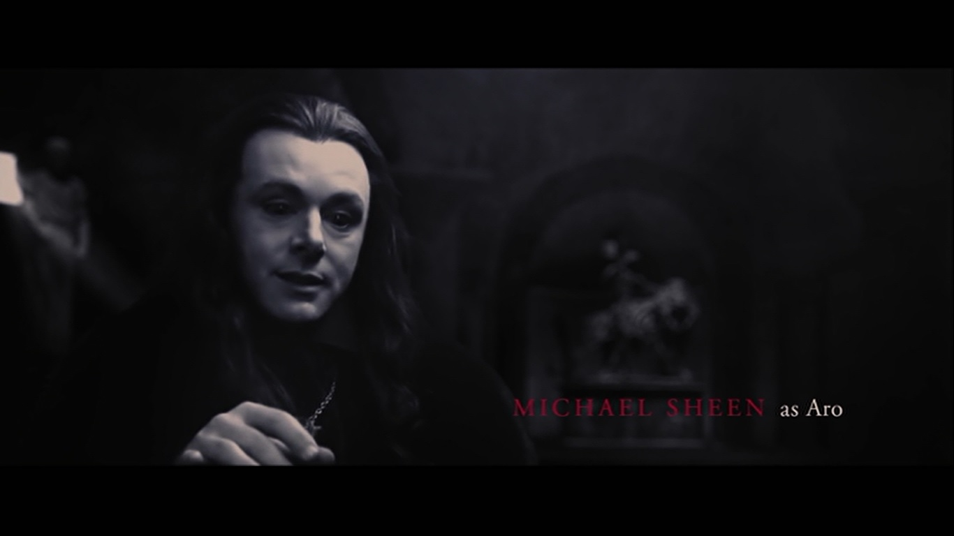 Image - Michael Sheen as Aro.jpg | Twilight Saga Wiki | Fandom powered ...