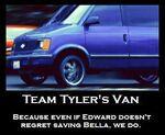TYLERS VAN!