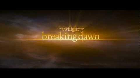 BREAKING DAWN - PART 2 - Teaser Trailer - Sneak Peek