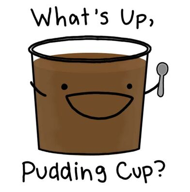 Puddin-cup