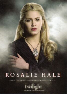 1 Rosalie Trading Card