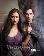 Damon-elena-s1-drawn-together-not-pulling-away