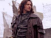 Hugh Jackman as Van Helsoning