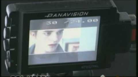 Twilight Behind the Scenes B Roll Part 1