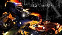 Twisted Metal Black Downtown Final Enemy Music