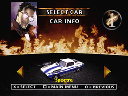 Twisted Metal 2 - Spectre