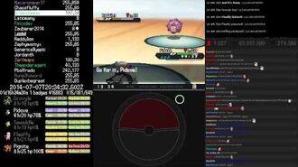 TwitchPlaysPokemon - ( Pokemon Black 2 ) - Vs Roxie ( Chat Included )