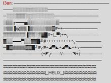 I3un helix post