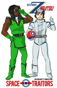 Space Traitors