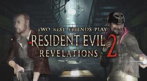 Resident Evil Revelations 2 Title
